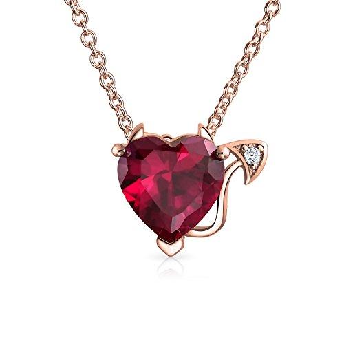 heart devil jewelry - 4