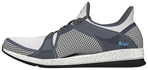 Sport Pure onyx TR Chaussures Boost blanc Footwear essentiel X adidas Blanc noir de Femme 4SYBqqx