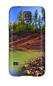 New Style esra aldehaim Screensaver Premium Tpu Cover Case For Galaxy S5