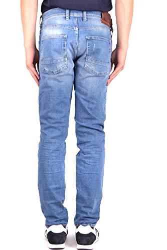 Uomo Brian Mcbi441025o Blu Dales Jeans Cotone xrTErq