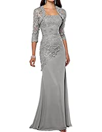 Amazon.com: Silver - Mother of the Bride / Wedding Party: Clothing ...