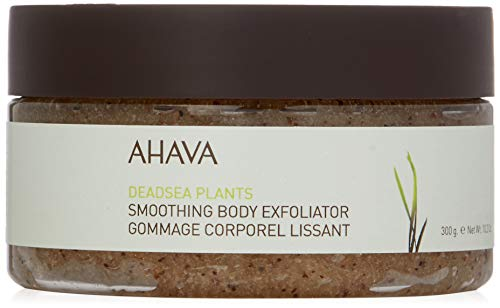 - AHAVA Smoothing Body Exfoliator, 8 oz