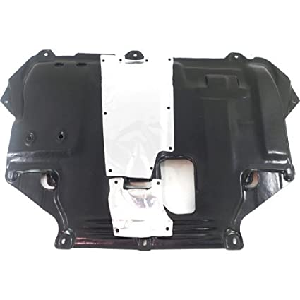 Amazon.com: MAPM - FOCUS 15-16 ENGINE SPLASH SHIELD, Under Cover, Rear, 1.0L Turbo Eng, Manual Transmission, HB/Sedan - FO1228139 FOR 2015-2016 Ford Focus: ...