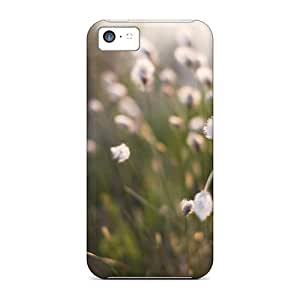 Johnlatisee JcPUprX8029asMRv Case Cover Iphone 5c Protective Case Grass With