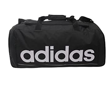 Image Unavailable. Image not available for. Colour  adidas Essentials Team  Logo Football Teambag Sports Gym Holdall Bag Large Size e9151ff5ee