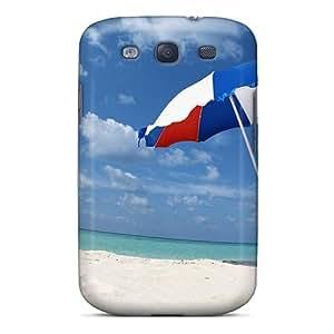 High Quality AIk17332WFWN Beach Of Hawaii Tpu Case For Galaxy S3