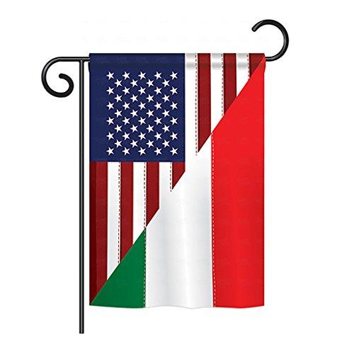 italian american flag - 5