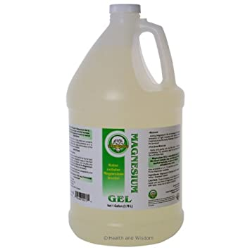 MAGNESIUM GEL with Seaweed Extract 1 GALLON