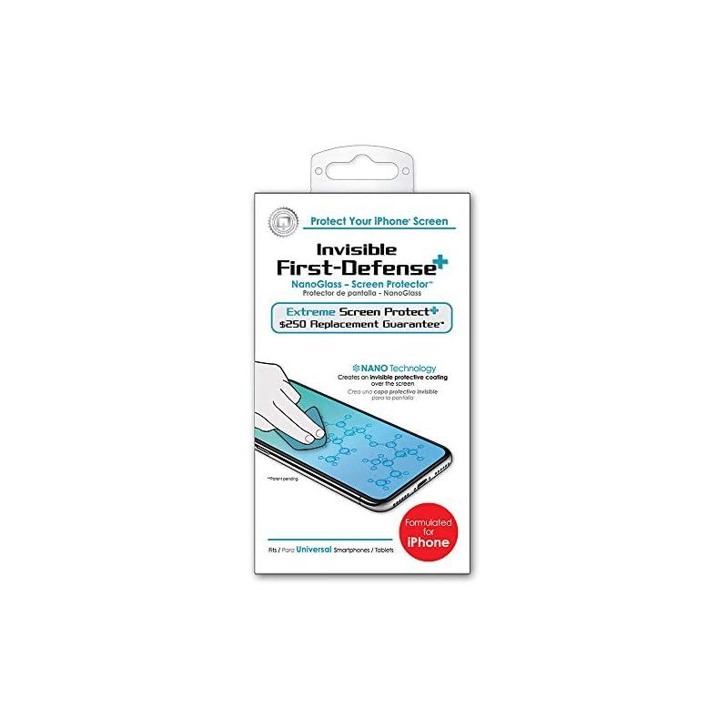 Qmadix Liquid Glass Screen Protector-$25