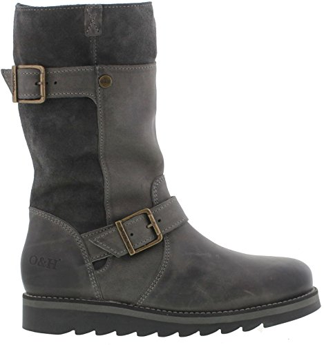 Ladies Grey Oak amp; Grey Coast Boot Demi Hyde nAzxRwq87S