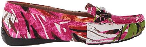 LifeStride Women's Viva Slip-On Loafer Red/Multi LE7zoS0N6
