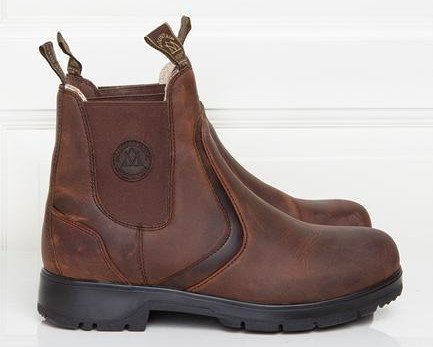 Jodhpur Marron Mountain Horse Spring Zugstiefeletten homme River UP7gI