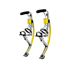 Adult Kangaroo Shoes Jumping Stilts Fitness Exercise (155~200 Ibs/70~90kg) Bouncing shoes