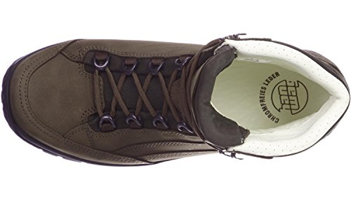 Hanwag Alta Bunion Scarpa dalpinismo brown