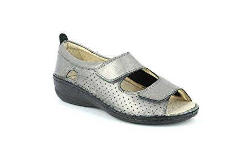 Grunland Sc1403 Ines Chaussures Femme P. Peltro 40