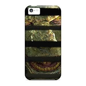 Blt25884lBKy Lizard In Amazing Spider Man Fashion 5c Cases Covers For Iphone
