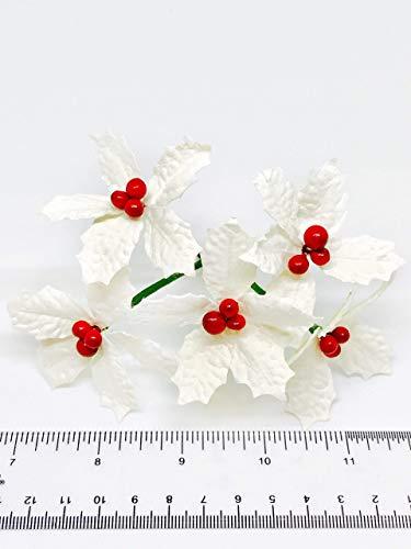 25-White-Poinsettia-Paper-Flowers-Artificial-Poinsettias-Flowers-Paper-Poinsettia-Christmas-Flowers-Fake-Poinsettia-Flowers-Mulberry-Paper-Flowers-25-Pieces