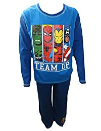 Avengers Team Up Little Boys Pyjamas