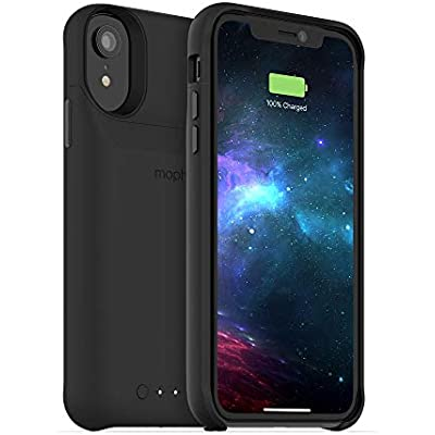 Mophie Juice Pack Access iPhone Black