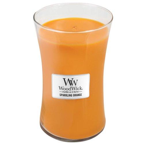 日本最大の WoodWick Sparkling Orange Large Jar Large Scented Jar Candle Candle B01N9Y7JWL, ハクバストア:12d703d0 --- a0267596.xsph.ru