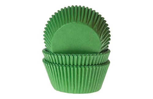 Green Cupcake Cases House of Marie