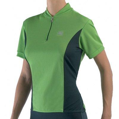 Apex Jersey Sleeve Short - Giordana 2007 Women's Apex Short Sleeve Cycling Jersey - Pistachio - (GI-WSSJ-APEX-PIST) (XS)