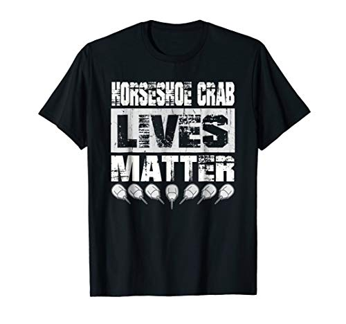 (Horseshoe Crab Lives Matter Save Wildlife t-shirt)