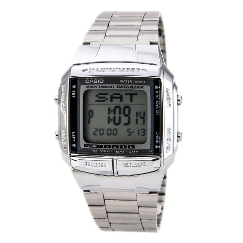 Casio DB360 1AV Digital Databank Watch