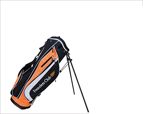 Founders Club The Judge Mens Complete Golf Club Package Set for Men with Graphite and Steel and Stand Bag For Right Hand by Founders Club (Image #2)