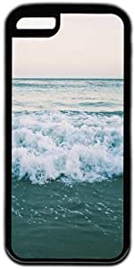 Beach View Theme Hard Back Cover Case For Iphone 5C by ruishername