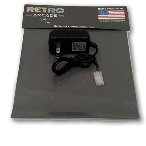 RetroArcade.us ra-track-b-3-powsupply1 3 inch Arcade Game led trackball Power Supply with 2 pin molex Connector.