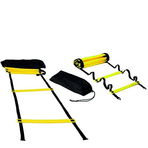 Multicolour One Size Atipick acs24250/Agility Ladder