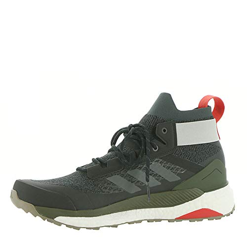 adidas outdoor Men's Terrex Free Hiker Black/Grey Six/Night Cargo 9 D US by adidas outdoor (Image #3)