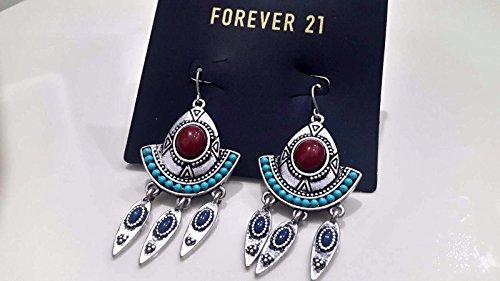 Jaywine2 Forever21 Ufo Shape Drop Dangle Hook Earrings Gift Fashion Jewelry Halloween