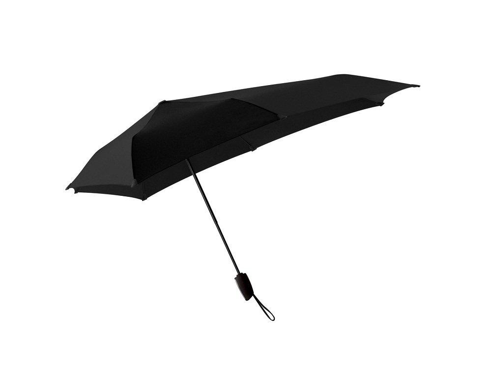 Senz Umbrellas Automatic Pure, Black, One Size