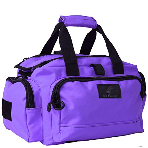 Exos Range Bag (Purple)