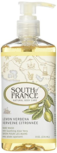 South Of France Liquid Soap, Lemon Verbena, 8 Fluid Ounce