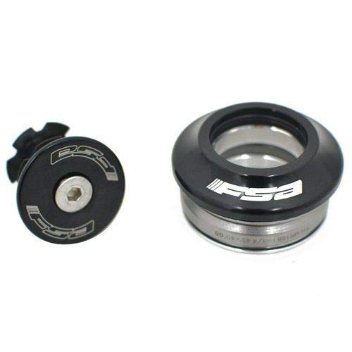 FSA No.53-1 1-1//8Inches to 1-1//4Inches Integrated Headset with Top Cap XTE1670