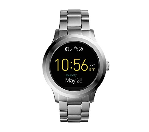 Fossil Gen 2 Smart Watch - Q Founder Stainless Steel