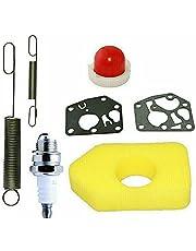 N.S Luchtfilter Katoen Set Outdoor Spares Grasmaaier Service Kit Geschikt voor de Classic en Sprint, Luchtfilter, Plug, Primer Bulb en Membraan.