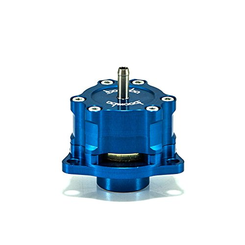 - Boomba Racing Blow Off Valve BOV Blue for 2016+ Ford Focus RS
