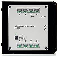 On-Q DA1008 8-Port Gigabit Switch
