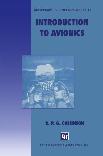Introduction to Avionics (Microwave and RF Techniques and Applications) by R.P. G. Collinson (2013-10-04)