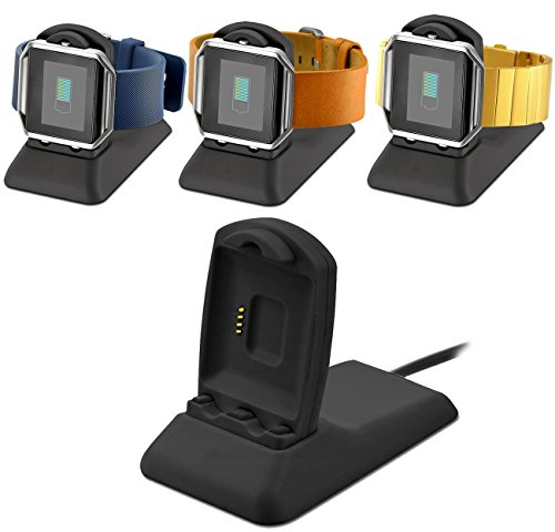 EloBeth for Fitbit Blaze Charger, Replacement Charging Stand