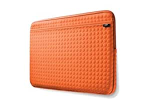 LaCie 131066 Formoa 3.5-Inch Portable Hard Drive and 10.2-Inch Netbook Carrying Case (Full Orange)
