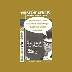 Instant Genius, The Cheat Sheets of Culture