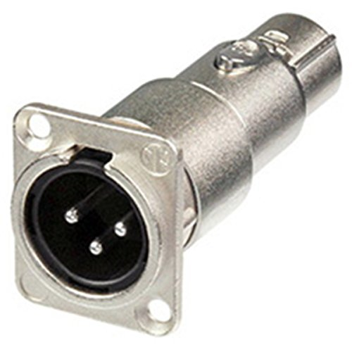 OR, XLR RCPT TO DVI-I PLUG (1 piece) ()