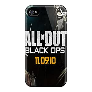 HIumHjf4182SdmTs Tpu Case Skin Protector For Iphone 4/4s Call Of Duty With Nice Appearance