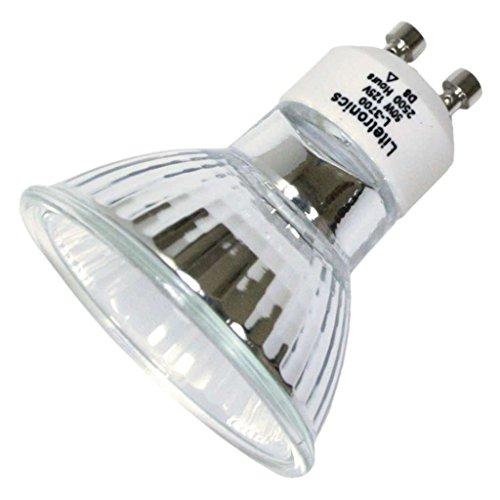 Litetronics 28960 - L-3700 50 MR16 FL CG MR16 Halogen Light Bulb