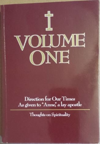 Direction for Our Times, Vol. 1: Thoughts on Spirituality ebook